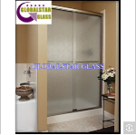 4-8mm Shower Room Toughened Glass