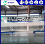 China Competitive Price Enamel Insulated Window Panes