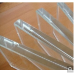 3-19mm Extra Clear Tempered Glass with ISO, CE, AS/NZS2208