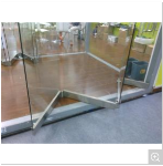 12mm, 10mm Tempered Glass Door