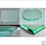 8mm, 10mm, 12mm Tempered Shelf Glass for Shower, Furinture