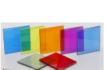 6-12mm Colorful Laminated Safety Glass for Decoration