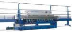 straight line glass bearing beveling machine