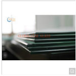 (with Polishing 4 Sides) Clear Tempered Glass