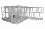 Glass automatic storage rack