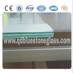 6.36~60.36mm Laminated Safety Glass with  CE&ISO