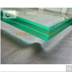 12.76mm Clear PVB Laminated Glass