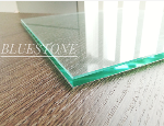 3mm-12mm high quality tempered clear laminated glass of building