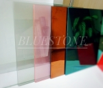4.38mm-30mm SAFETY LAMINATED GLASS with CE & ISO certificate