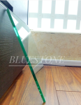 tempered laminated building tempered reflective glass 80% price