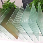PVB Sgp 6.38mm 8.38mm 10.38mm Clear or Colored Laminated Glass with En/SGCC/as Certificate