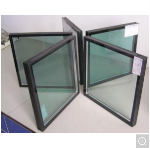 6+12A+6mm Hollow Glass (with Decoration Bar)