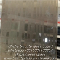 4/4.5/4.8/5 MM acid etched glass