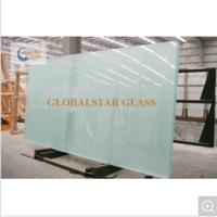 10.38mm Milk White PVB Laminated Glass