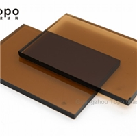 4mm-12mm Dark Bronze / Golden Bronze Float Glass (C-GB)