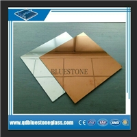 3-12mm  Coating  Laminated  Glass with 0.38,0.76,1.14mm PVB film