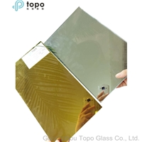 3mm-8mm Clear and Colorful Mirror Glass for Building and Home Decoration (M-C)