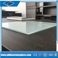 6.38mm White  PVB Film Safety Laminated Building & Window Glass