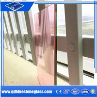 8.38mm Colored Laminated Glass with Ce Certificate