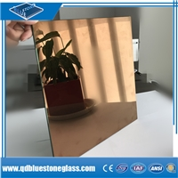 12.38 mm Laminated Glass with Bronze Coating Glass