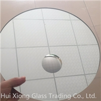 Spherical Concave Wall Mirror / Flat mirror with curved reflecting surface