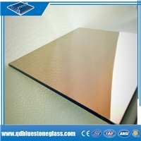 China Factory High Quality Hard Coating Reflective Glass For Building Windows