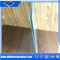 12.38mm Clear or Colored Laminated Glass with En/SGCC/as Certificate