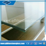 Building glass 6.38mm reflective laminated glass factory