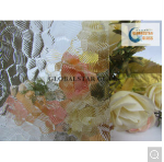 3-6mm Clear or Colored Figured Glass / Patterned Glass