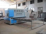 Automatic Glass Paint Spraying and drying  Machinery