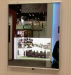 3mm- 6mm Mirror Surface Screen Glass
