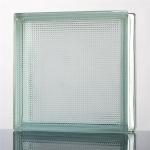 Glass block, clear glass block, glass bread