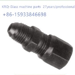 Fitting GP-hydraulic adjustable style hydraulic tubefitting s KZE