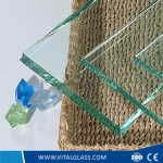 6mm clear float glass