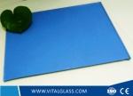 dark blue float glass