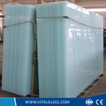 8.76mm Colored Laminated glass