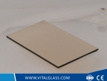 3-12mm Clear Reflective Glass