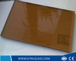 3-12mm Bronze Float Glass