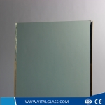 3-12mm French Green Float Glass
