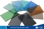 5mm - 10mm Color Float Glass