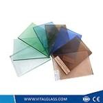 Blue Green Float Glass