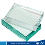 10mm Ultra clear float glass