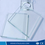 8mm Ultra clear float glass