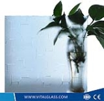 Puzzle Patterned Glass (P-G) with CE&ISO9001