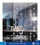 Color Mirror With Design