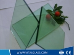 F-Green Plain Glass