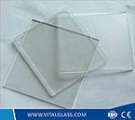 1.8-5mm Toughened Antireflective Glass with CE&ISO9001