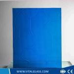 Nashiji/Mistlite/Diamond Patterned Glass Figured Glass for Decoration