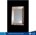 Rectangle Wall-Mounted Decorative Spell Mirror