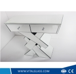 Drawer Table Decorative Spell Mirror